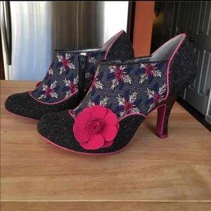 Ruby Shoo Heels